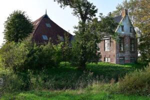 Kloostercomplex Westerhûs, Friesland. Foto: Henk Bootsma.