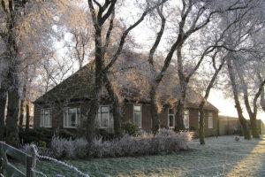 Hospice 'Het Tweede Thuis', Noord-Holland. Foto: Stichting Erfgoed Mostert.