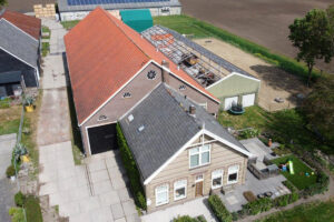 Bezoekboerderij 'De Onderneming', Zuid-Holland. Foto: De Onderneming.